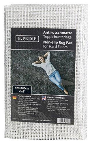 B.PRIME 120x180cm Antirutschmatte I Teppichunterlage I Teppichunterleger I Teppichunterlage I...