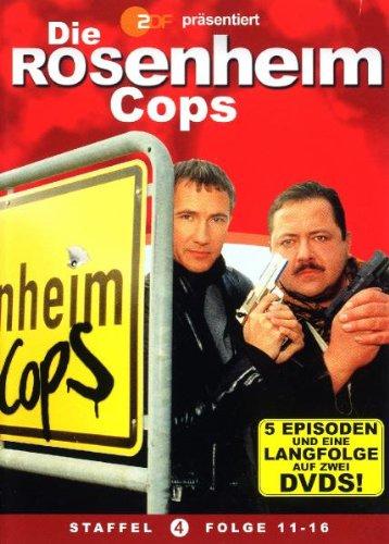 Die Rosenheim Cops (Staffel 4 / Folge 11-16) Doppel-DVD!