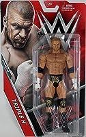 WWE serie Elite 69 Action Figure - Triplo H ' i Re Dei Re' - Nuovo In Scatola