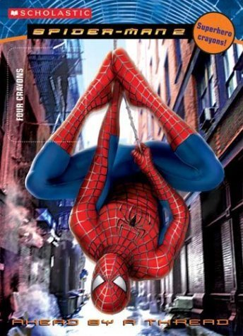 Spiderman Movie Ii: Ahead By A Thread (Spider-man 2) by Tisha Hamilton (2004-06-01)