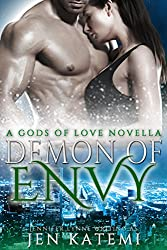 Demon of Envy (Gods of Love Book 5)