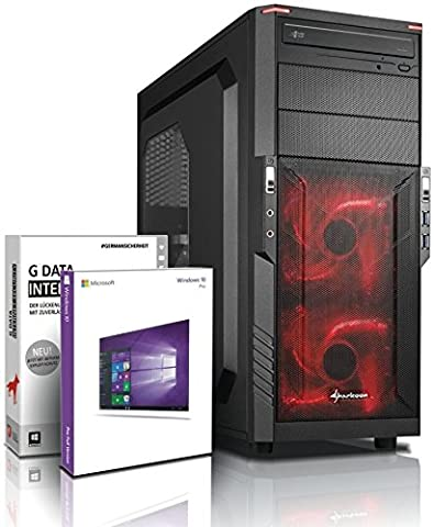 Ultra 8-Kern DirectX 12 Gaming-PC Computer FX 8370E 8x4.30 GHz