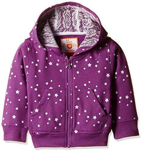 612 League Baby Girls' Knitwear (ILW16I79003_Purple_3-6 months)