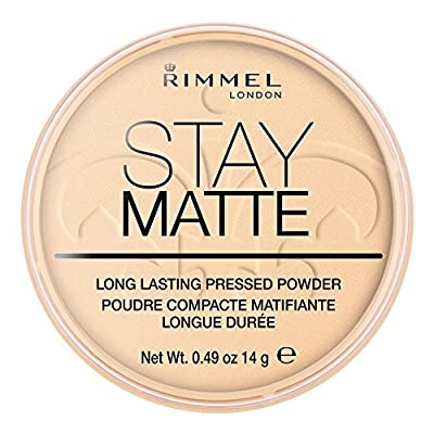 Rimmel Stay Matte Pressed Powder - Champagne/Warm Beige from Coty