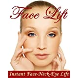 NEW INSTANT FACELIFT AND NECKLIFT FACE NECK LIFT KIT TAPES ANTI AGEING STRIPS (Light Hair)