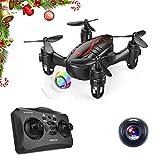 DROCON GD60 Mini Drone Quadricoptère RC avec vidéo HD 720P Vidéo en Direct pour Enfants / débutants