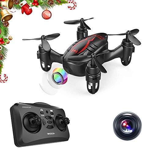 DROCON GD60 Mini Drone Cuadricóptero RC con Video HD 720P Video en Vivo para niños / Principiantes