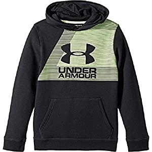 Under Armour Jungen Rival Hoody Warm Up