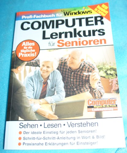 Computer. Lernkurs für Senioren. par Bert Hartmann