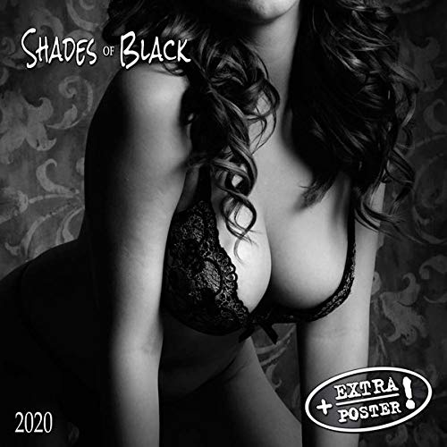 Shades of Black 2020: Kalender 2020 (Artwork Extra)