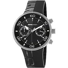 MOMODESIGN JET BLACK CHRONO relojes hombre MD2398SS-11