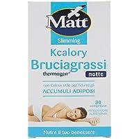 Matt Bruciagrassi Thermogenct Notte - 10 gr