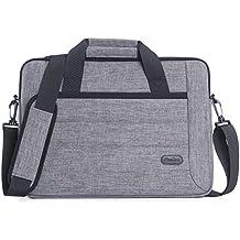 Procase–Maletín para portátil Ultrabook Macbook pro Chromebook, portátil Messenger de Hombro Portátil Bolsa Caso Bolsa con asa y correa