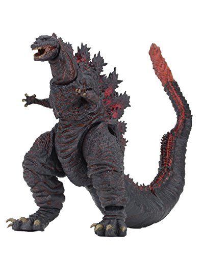 SHIN GODZILLA 2016 12-INCH LONG VG VERSION ACTIONFIGUR
