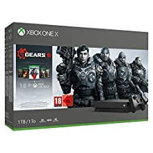 CONSOLE MICROSOFT CSL XBOX ONE X 1TO +GEARS 5
