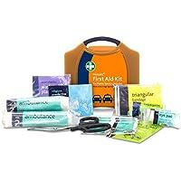 Reliance Medical Public Service Fahrzeug First Aid Kit in Groß Orange Compact Aura Box preisvergleich bei billige-tabletten.eu