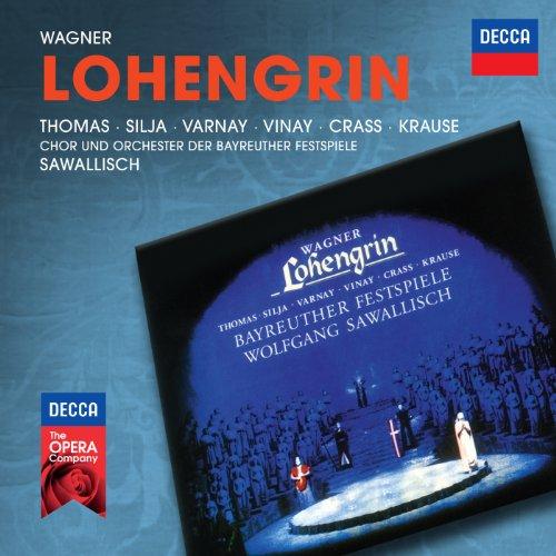Wagner: Lohengrin (Live In Bay...