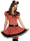 Missy Maus Kostüm für Erwachsene (2393), Large