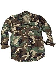 Mil-Tec AT Digital chemise militaire 100 % coton
