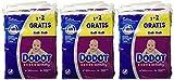 Dodot Activity Toallitas con aroma refrescante, pack de 3 (648 Toallitas)