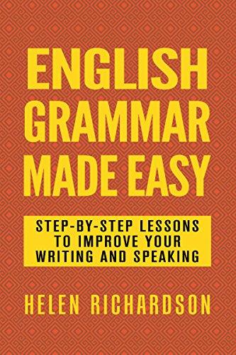 Simple English Grammar Pdf