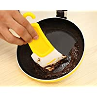Rcdxing - Espátula de Silicona Antiadherente para Limpiar el Aceite