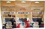 Preisgekröntes Billy Franks Beef Jerky 6 x 40g Packungen Gewinner