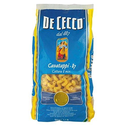 De Cecco Pâtes Cavatappi 500g