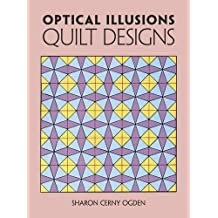 Optical Illusions Quilt Designs (Dover Design Library)