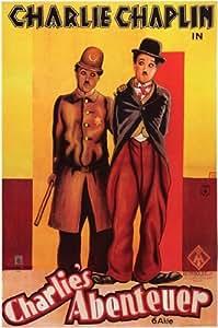 Charlie's Abenteuer Affiche Movie Poster (11 x 17 Inches - 28cm x 44cm) (1928)...