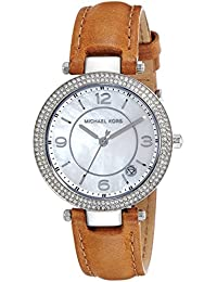 Michael Kors Analog White Dial Women's Watch-MK2542