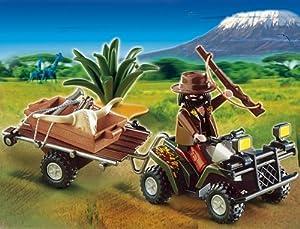 PLAYMOBIL® 4834 - Wilderer-Quadgespann von Playmobil