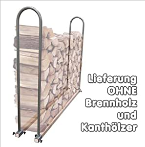 "DEMA Brennholz Stapelhilfe ""Universal"""