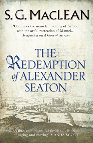 The Redemption of Alexander Seaton (Alexander Seaton series Book 1) by [MacLean, Shona]