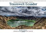 Traumwelt Ecuador (Wandkalender 2018 DIN A4 quer): Der Autor zeigt beeindruckende Bilder von Ecuadors Hochland, dem Nebelwald und den Galapagos-Inseln (Monatskalender, 14 Seiten ) (CALVENDO Orte) - Dr. Oliver Schwenn
