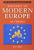 History of Modern Europe: Ad 1789-2013