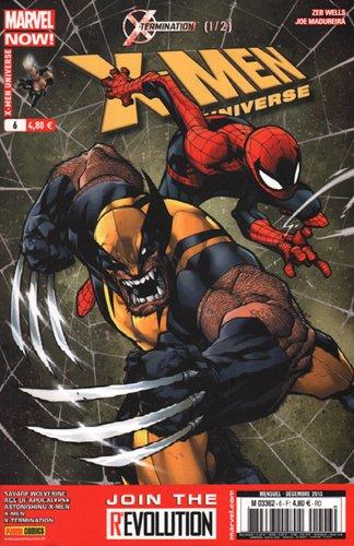 X-men Universe, N° 6 : X-Termination 1/2