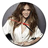 MasTazas Jennifer Lopez Orologio da Parete Wall Clock 20cm