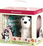 Pepper Book & Pet Package by American Girl (Editor), Carrie Anton (Editor) � Visit Amazon's Carrie Anton Page search results for this author Carrie Anton (Editor), Jenn Ski (Illustrator) (1-Apr-2011) Spiral-bound
