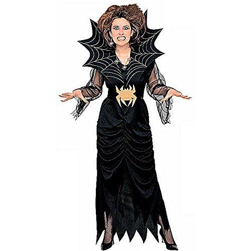 Widmann 4219S - Spiderlady, Größe (Ideen Kostüm Sport Halloween)