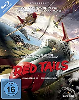 Red Tails - Steelbook [Blu-ray]