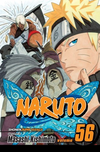Naruto, Vol. 56: Team Asuma, Reunited (Naruto Graphic Novel ...
