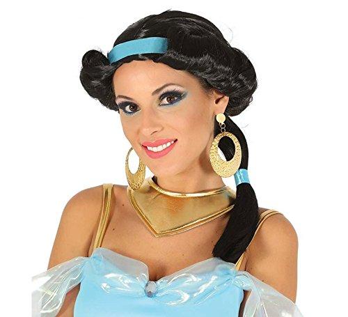 Perücke Kostüm Orientalische - Generique - Orientalische Prinzessinnen-Perücke für Damen