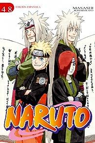 Naruto nº 48/72 par Masashi Kishimoto