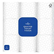 Morrisons Even Softer Quilted Comfort Toilet Tissue