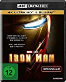 Iron Man 1 (4k Uhd) [Blu-ray] [Import allemand]