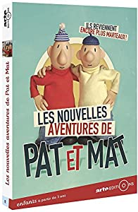 """Afficher """"nouvelles aventures de Pat et Mat (Les)"""""""