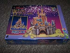 Castle of Sleeping Beauty three-dimensional jigsaw puzzle 224pcs PUZZ-3D Disney's Sleeping Beauty Castle (japan import)
