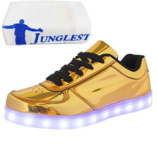 [presente: Toalha Pequena] Junglest® Mulheres / Homens Levaram Brilhante Esporte Ouro