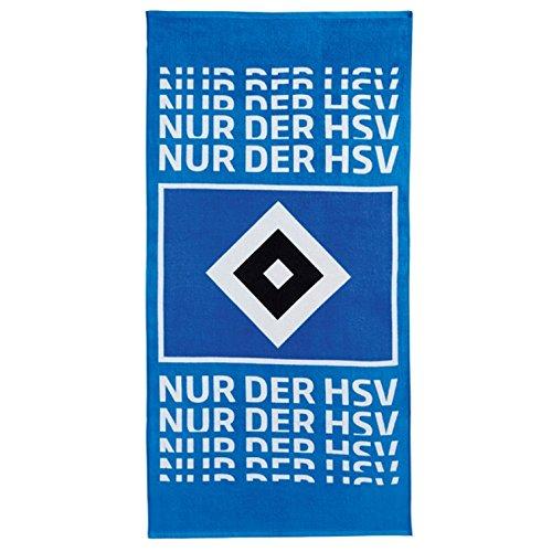 Preisvergleich Produktbild Badetuch Duschtuch Strandtuch ca. 76x152 cm HAMBURGER SV HSV